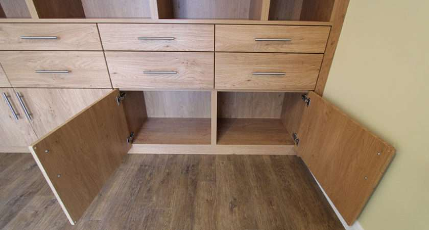 Bespoke Fitted Furniture Storage Display Cabinets