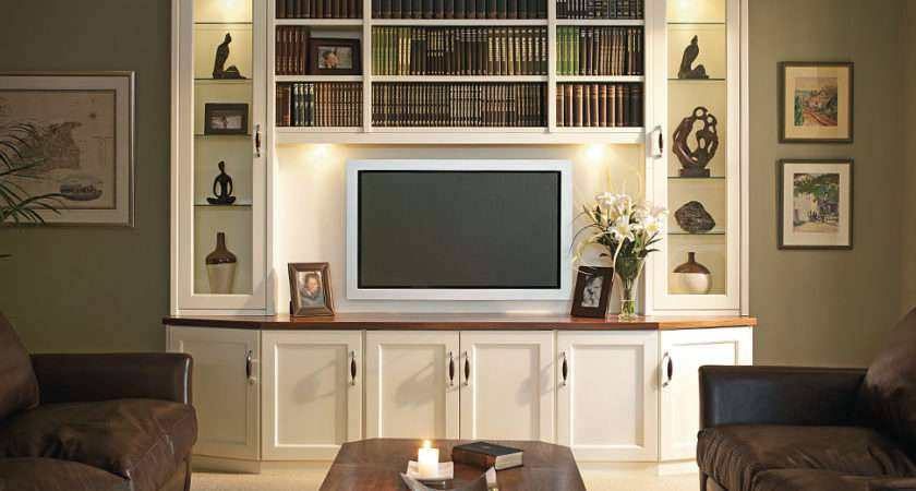 Bespoke Fitted Units Living Room Furniture
