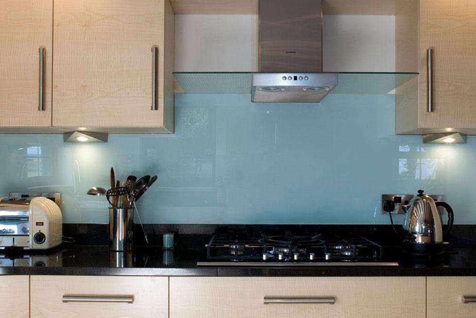 Bespoke Kitchen Glass Splashbacks