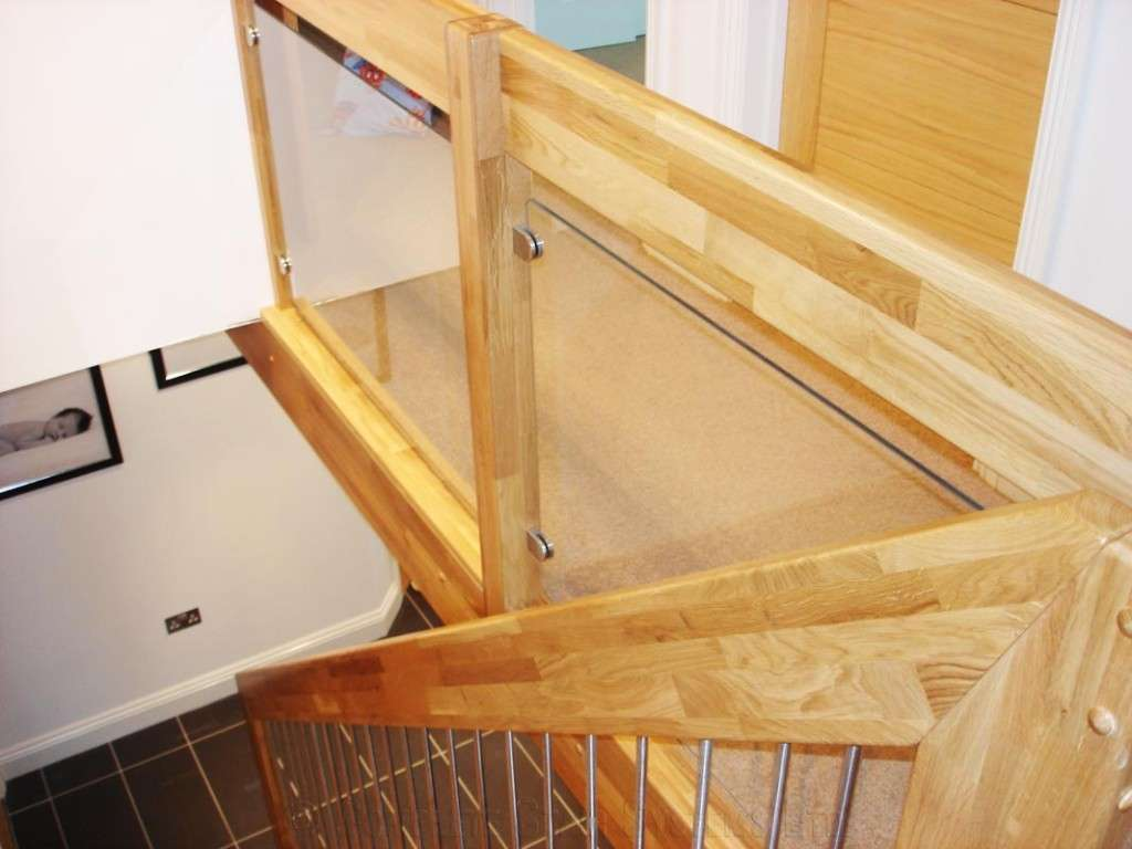 Bespoke Timber Staircase Floating Treads