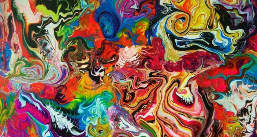 Best Abstract Paintings World Inspirationseek