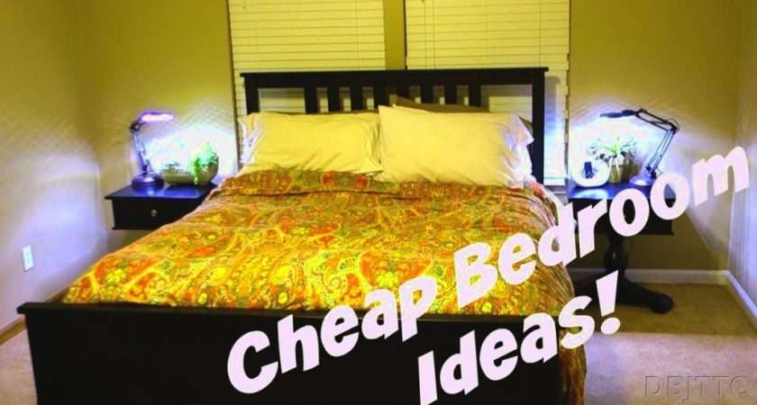 Best Bedroom Decor Ideas Cheap Thought Get Your Bedrooms
