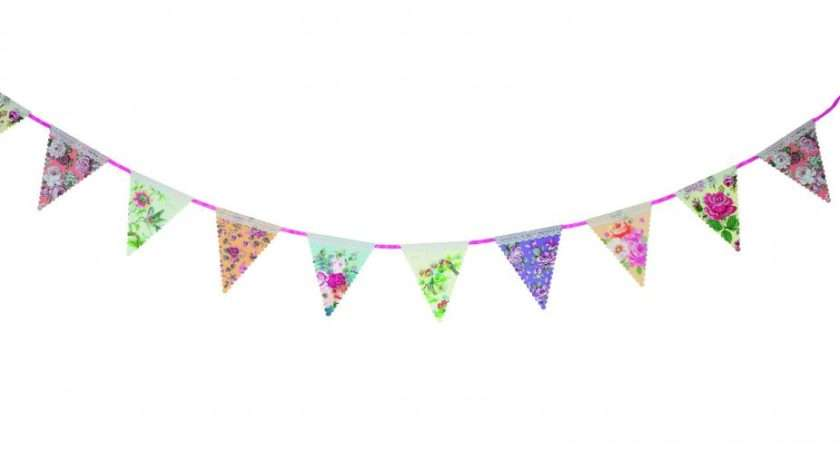 Best Bunting Ideas Decorations Plan Your Perfect Wedding