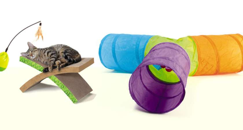 Best Cat Toys Fun Interactive Tunnels