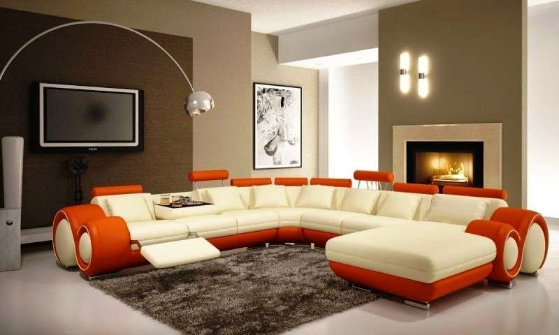 Best Color Living Room Accent Wall