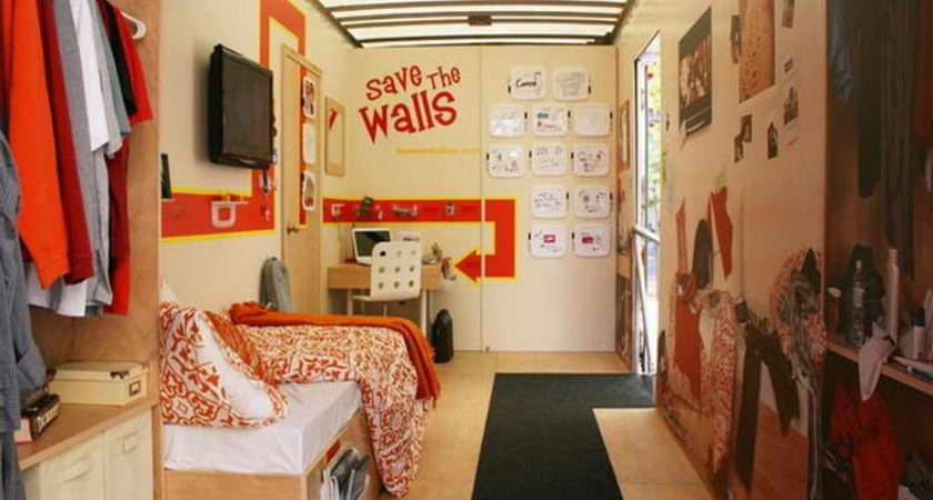 Best Decorated Dorm Rooms Small Spaces