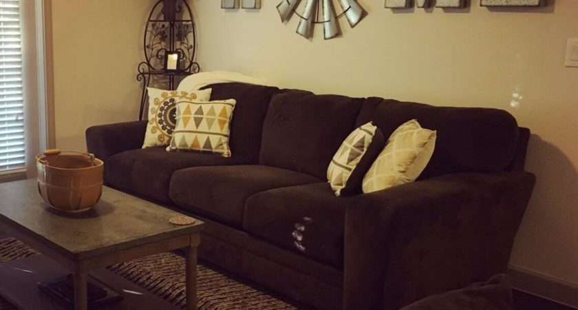 Best Decoration Ideas Above Sofa