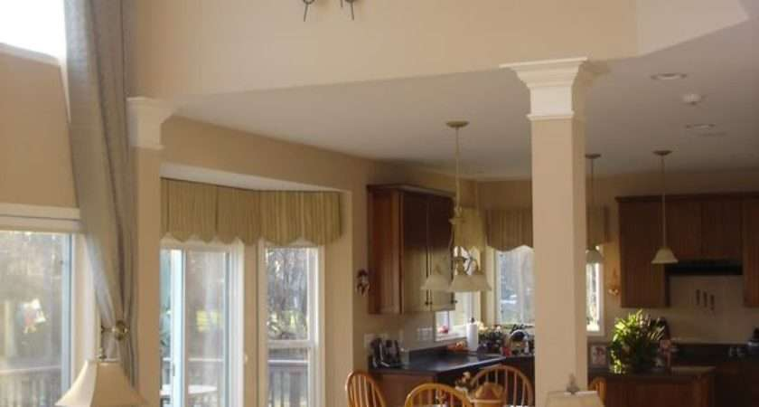 Best High Ceiling Decorating Ideas Pinterest Wall