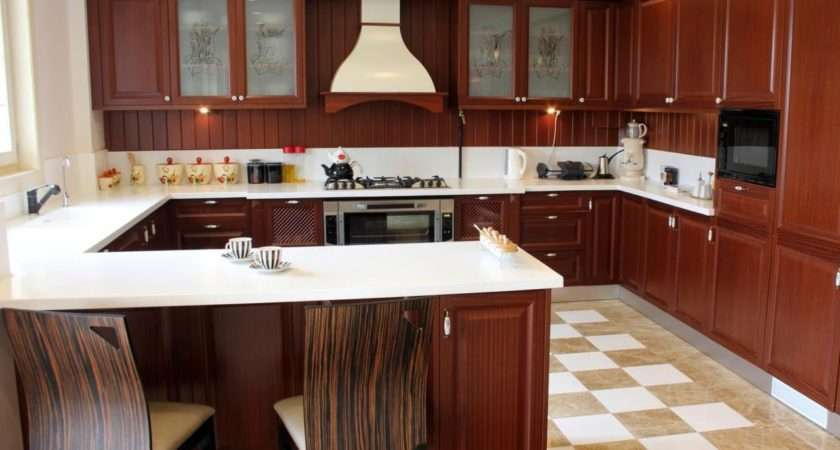 Best Kitchen Designs Small Shaped