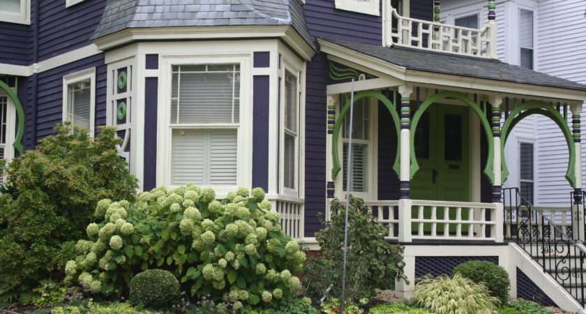 Best Lovely Exterior House Color Schemes