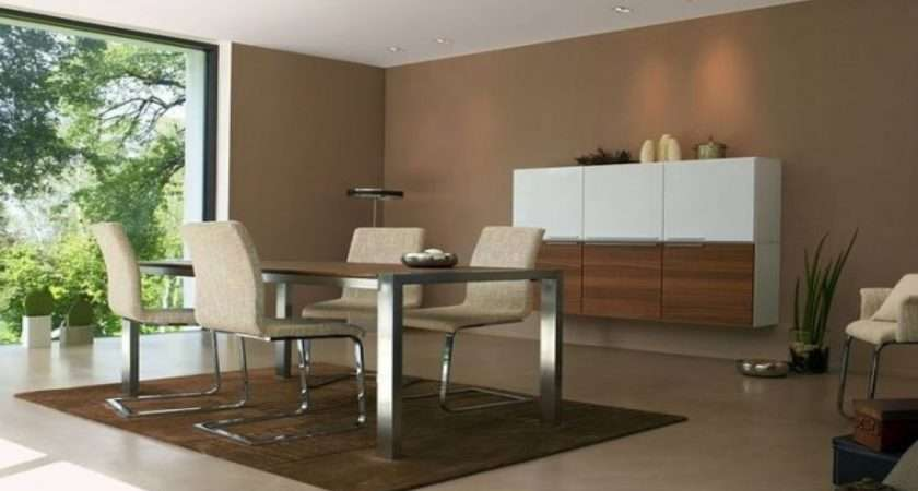 Best Paint Dining Room Table Modern Living Color