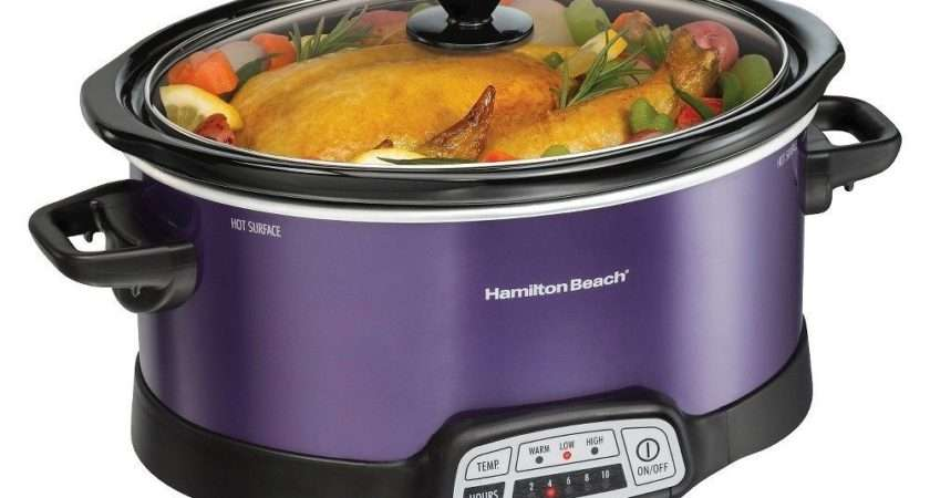 Best Slow Cooker Choices Sidetracked Sarah