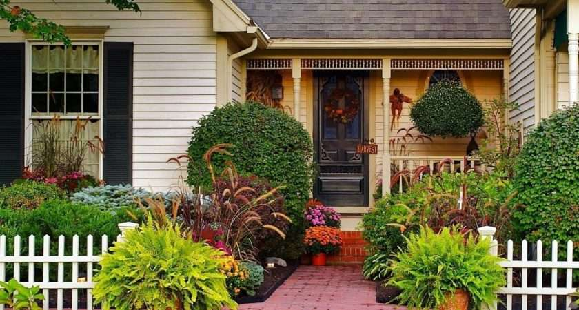 Best Small Front Yard Landscaping Idea Bistrodre