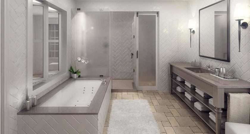 Best Tile Bathroom Floor Feel Home