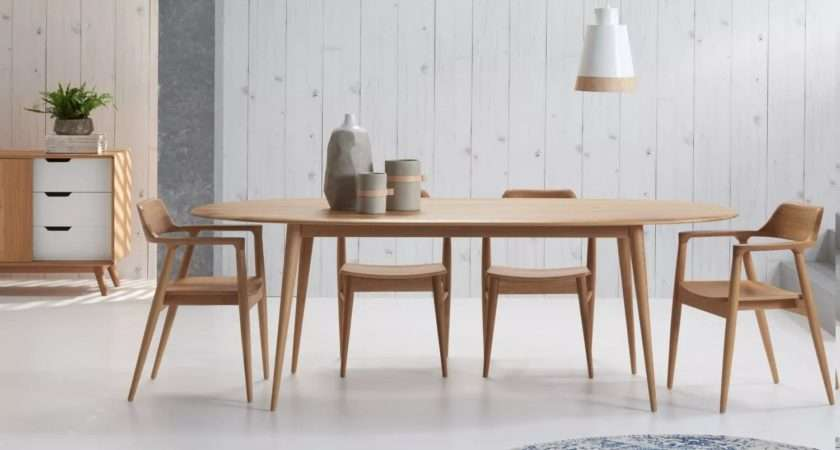 Bianca Oval Dining Table Domayne