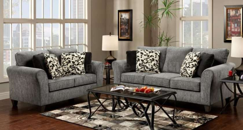 Black Sofas Decorating Living Room Ideas Decor References