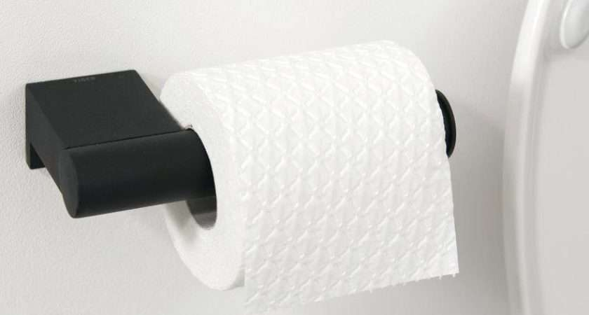 Black Toilet Paper Holder Canada