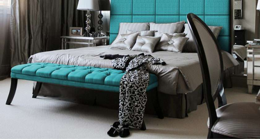 Black Turquoise Bedroom Ideas Color