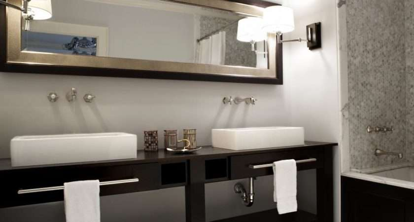 Black White Bathroom Designs Ideas Hgtv