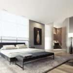 Black White Gray Bedroom Decor Interior Design Ideas