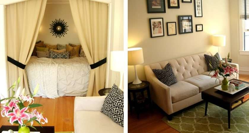 Black White Yellow Apartment Therapy Small Cool