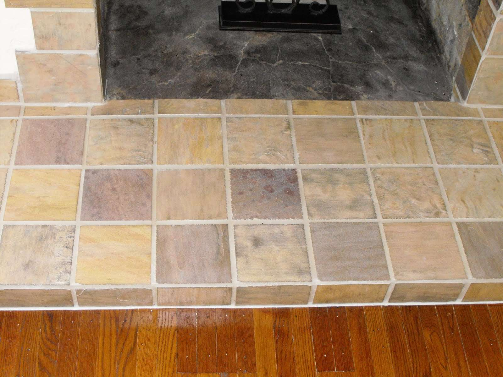 Blog New Tile Fireplace Spanish Revival Bungalow