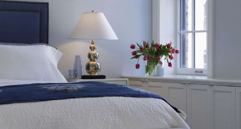 Blue Bedroom Decorating Tips Photos