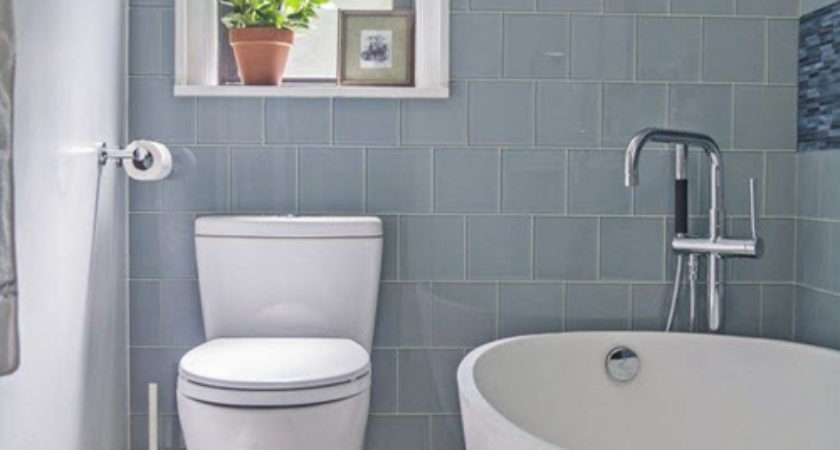 Blue Grey Bathroom Tiles Ideas