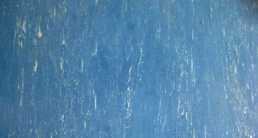 Blue Lino Made Linoleum Range Effect Other Colours Pattern