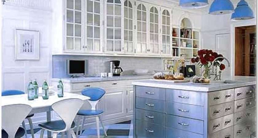 Blue Pendant Lighting Kitchen Design Ideas Home Light