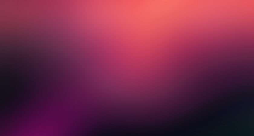 Blurred Red Pink Cool