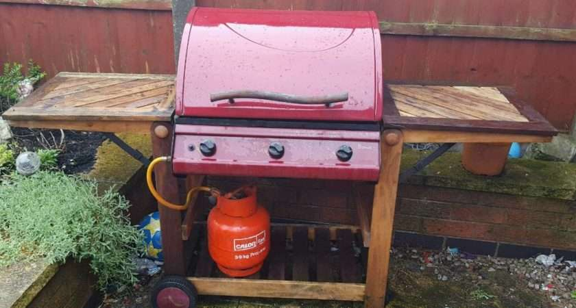 Bondi Barbecue Bbq Gas Pinxton Nottinghamshire