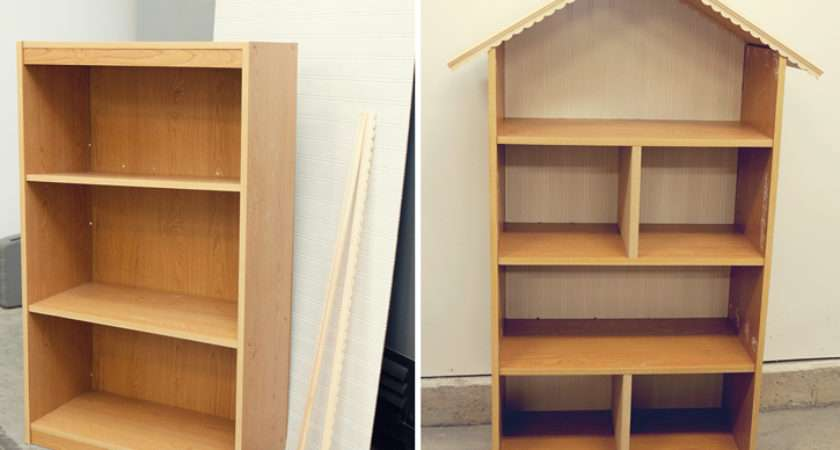 Bookshelf Dollhouse Plans