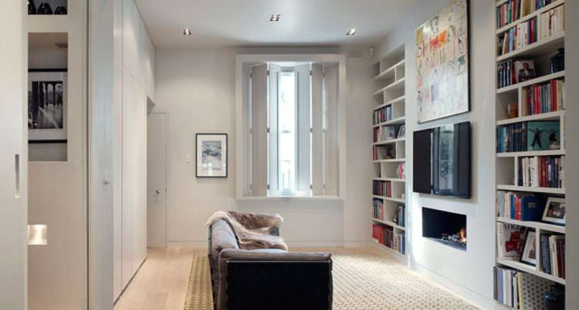 Bookshelf Ideas Small Rooms Spaces