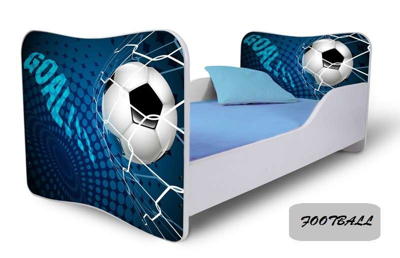Boys Football Toddler Bed