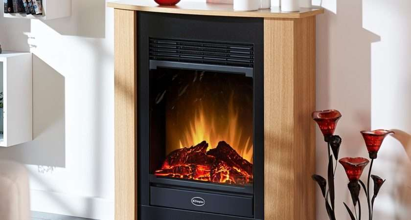 Brand New Dimplex Figaro Optiflame Electric Fireplace