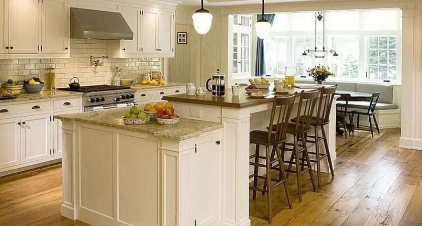 Breakfast Bar Kitchen Remodel Layout Shaped Designs