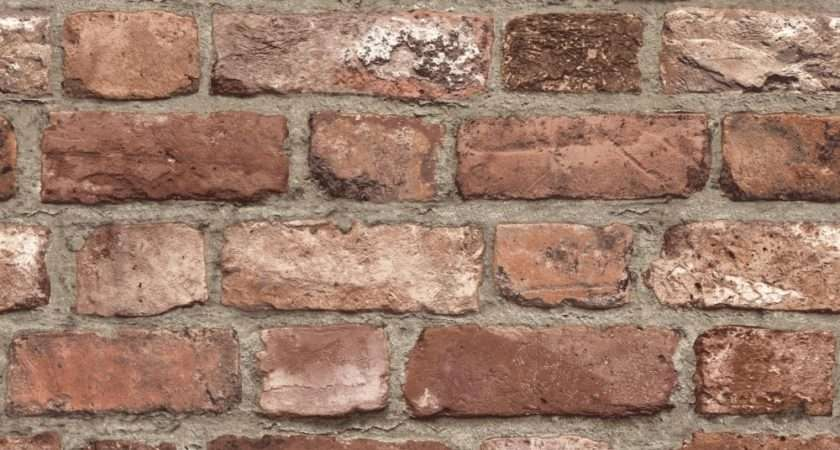 Brick Effect Slate Stone Realistic Textured