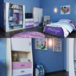 Bright Colorful Kids Room Designs Whimsical Artistic Features