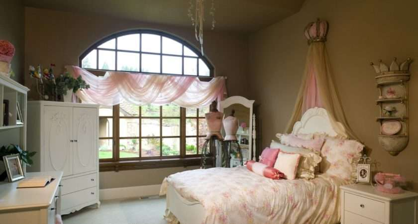 Brown Girls Bedroom Fit Princess