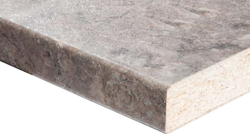 Brown Granite Laminate Kitchen Worktops