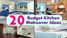 Budget Kitchen Makeover Ideas Diy Home Life