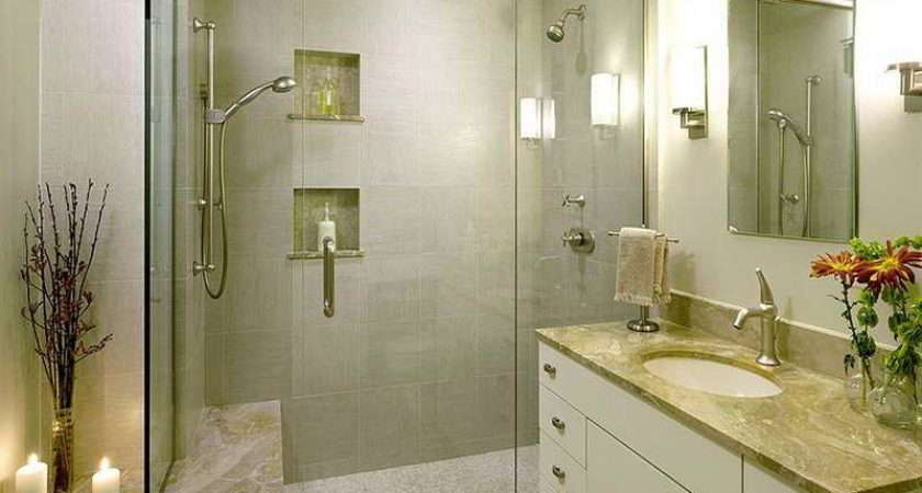Budget Small Bathroom Design Remodeled Bathrooms Plans