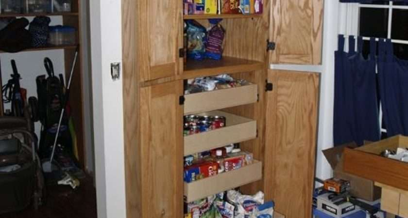 Build Pantry Cabinet Home Room