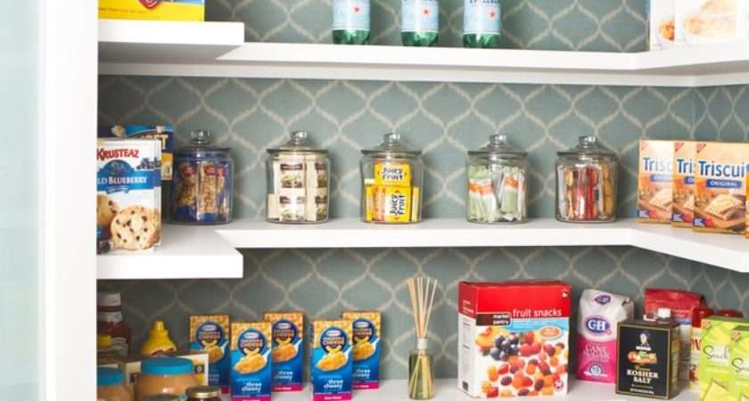 Build Pantry Closet Transitional Style