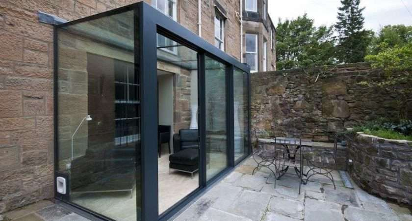 Build Perfect Glass Extension Homeadviceguide