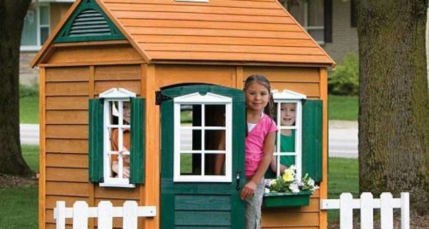 Build Playhouse Wooden Pallets Step Tutorial