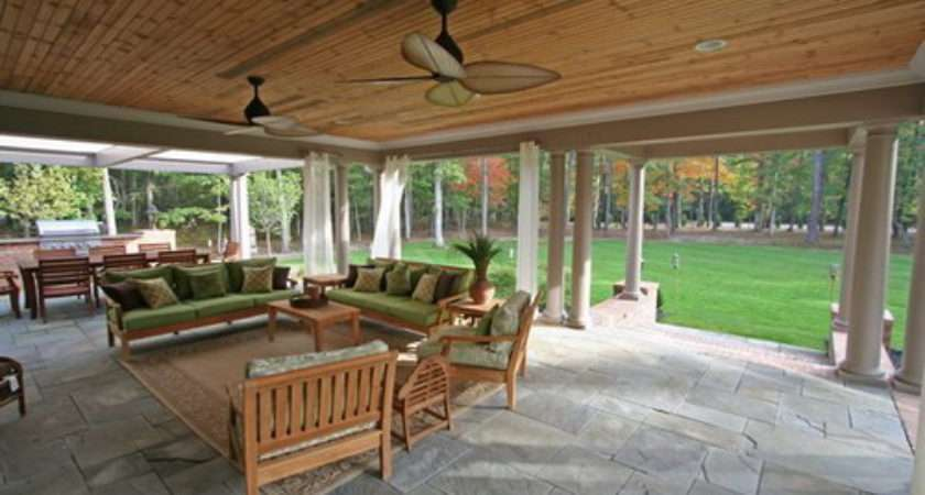 Building Perfect Outdoor Living Areas Toadd Value