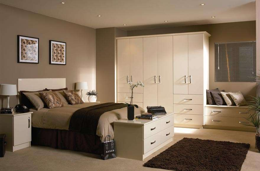 Built Bedroom Wardrobes Sayleng