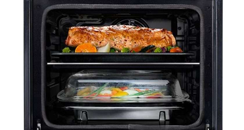 Built Electric Oven Samsung